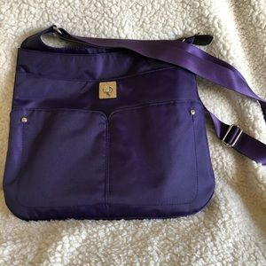 Baggallini crossbody with wallet
